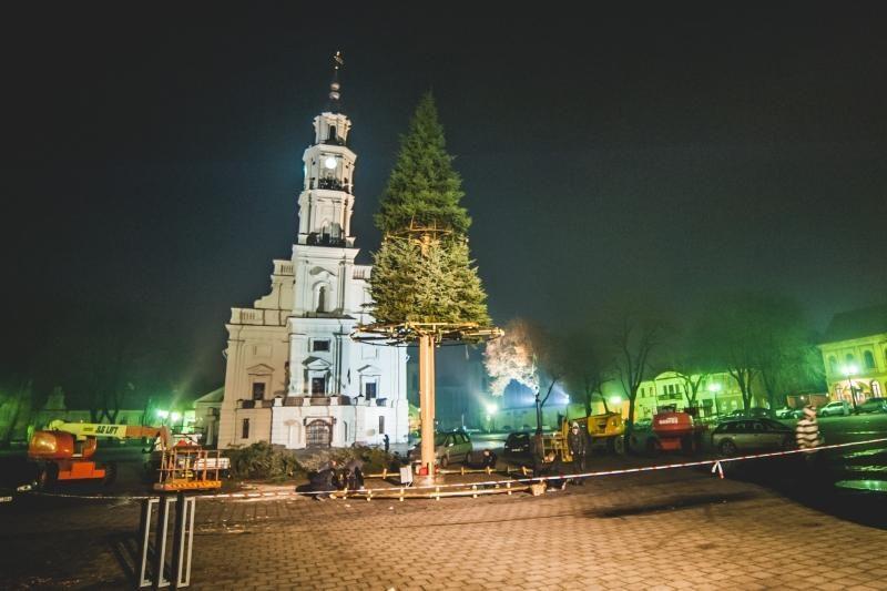 Kalėdos artėja: Kauną užvaldo aukso karštinė (renginių programa)