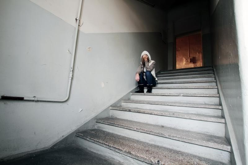 Kėdainietė sumušė septynerių metų dukrą ir išvijo iš namų
