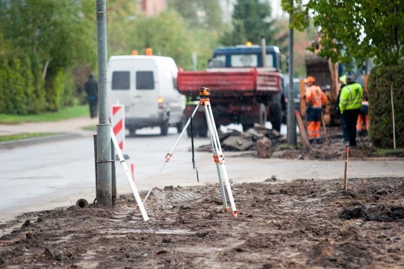Kelininkų sulaukė ir Partizanų gatvė: pradėti remonto darbai