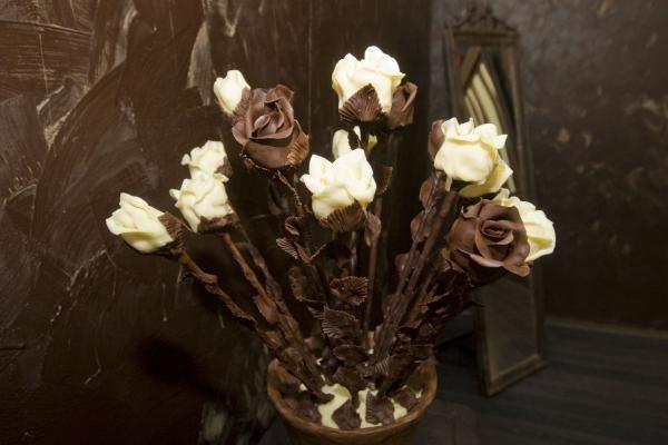 """Meilės dieną atidaromas """"Šokolado kambarys"""""""