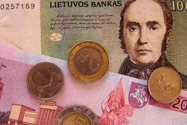 Tiriama, kas iš Seimo pavogė 400 tūkst. litų (papildyta)