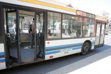 Po kelionės autobusu – į ligoninę