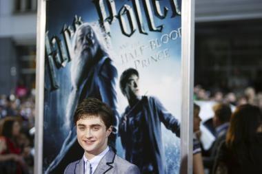Naujojo filmo apie Harį Poterį premjera tapo pelningiausia pasaulyje