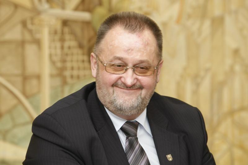 VTEK: V.Laurėnas rektoriumi išrinktas neteisėtai