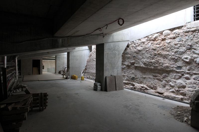 Statybininkai grįš į Valdovų rūmų statybų aikštelę?
