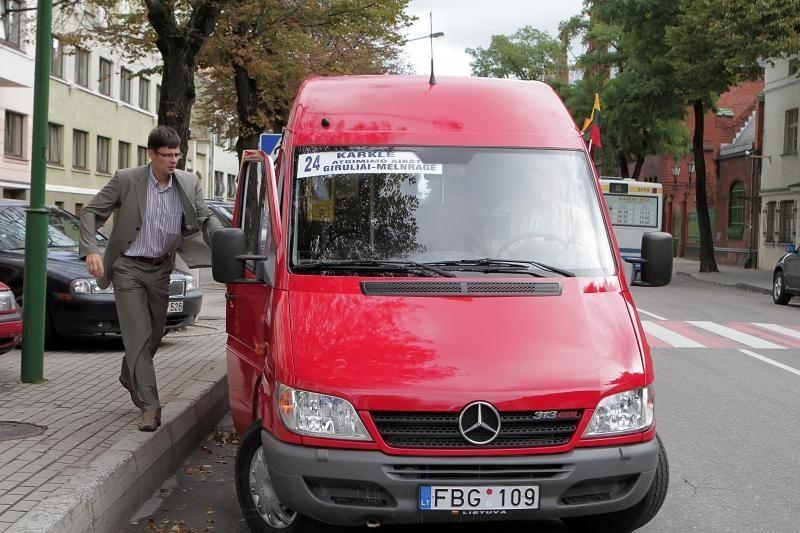 Klaipėdoje atidaromi nauji autobusų maršrutai
