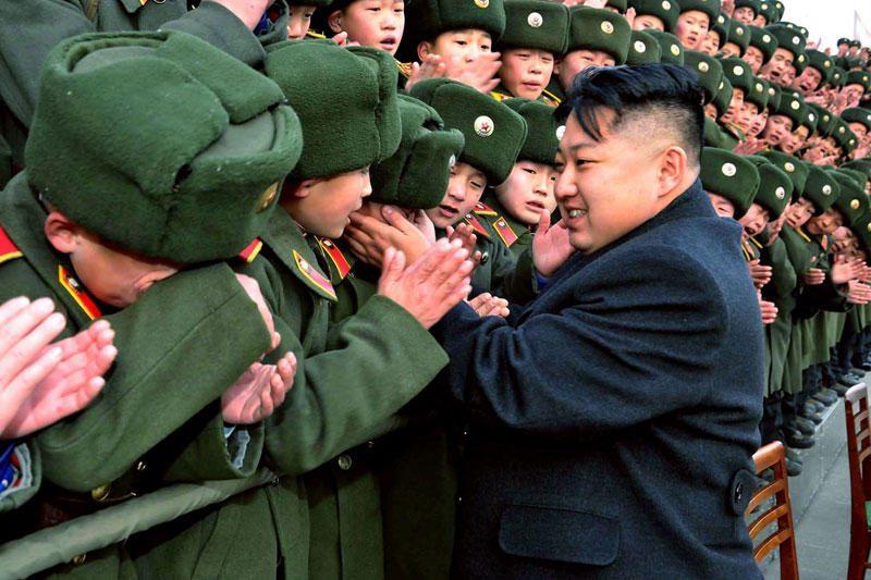 """Naują Šiaurės Korėjos vadovą pradėta vadinti """"tėvu"""""""