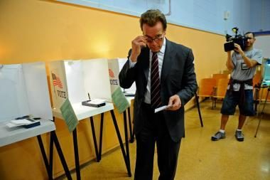 A.Schwarzeneggeris palieka Kalifornijos gubernatoriaus postą