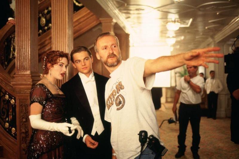 """Kate Winslet """"Titaniką"""" apžiūrės vandenyno dugne"""