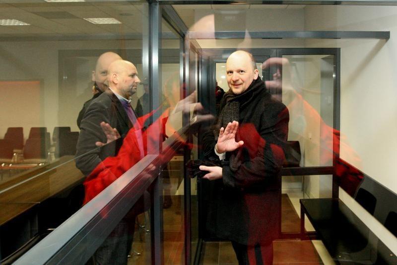 Teismas nepasigailėjo: K.Kriščiūnas lieka už grotų