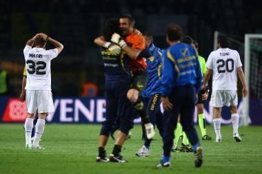 """""""Juventus"""" viltys žaisti Čempionų lygoje - minimalios"""