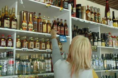 Gėrimų versle - naujas varžovas