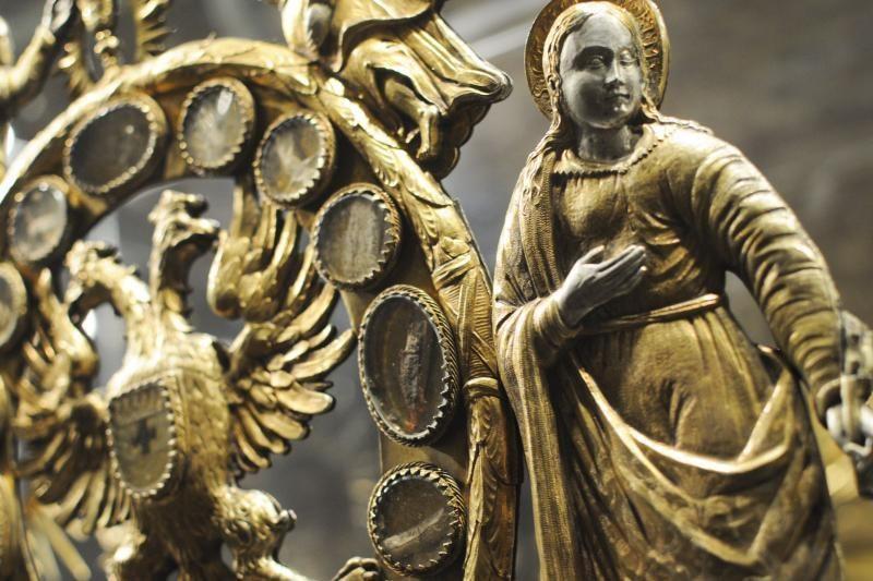 Tradicinėms bažnyčioms padalinta 1,67 mln. litų