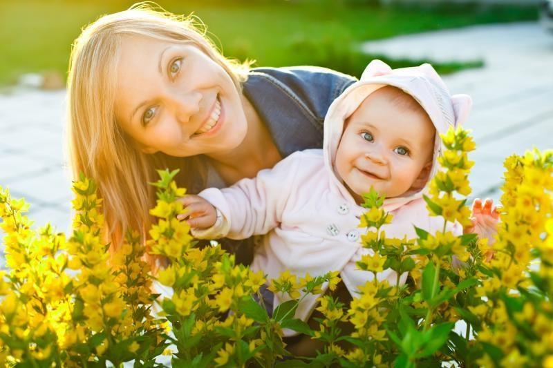 Atsargiai, jaunos mamytės: būkite pasirengusios draudimo pinklėms
