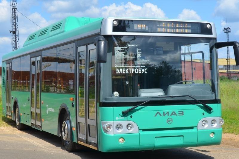 Naujiena iš Rusijos: pirmasis rusiškas elektrinis autobusas
