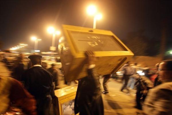 Egipto parlamento rinkimuos valdančioji partija sutriuškino islamistus