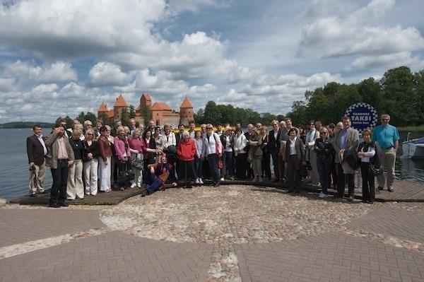 Tarptautinis merų forumas persikėlė į Trakus