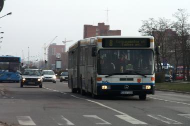 Klaipėdoje pasikeitė autobusų grafikai