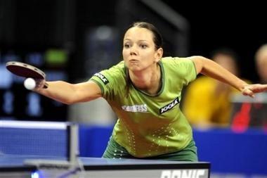 Europos stalo teniso čempionate kovos Lietuvos moterų ir vyrų rinktinės