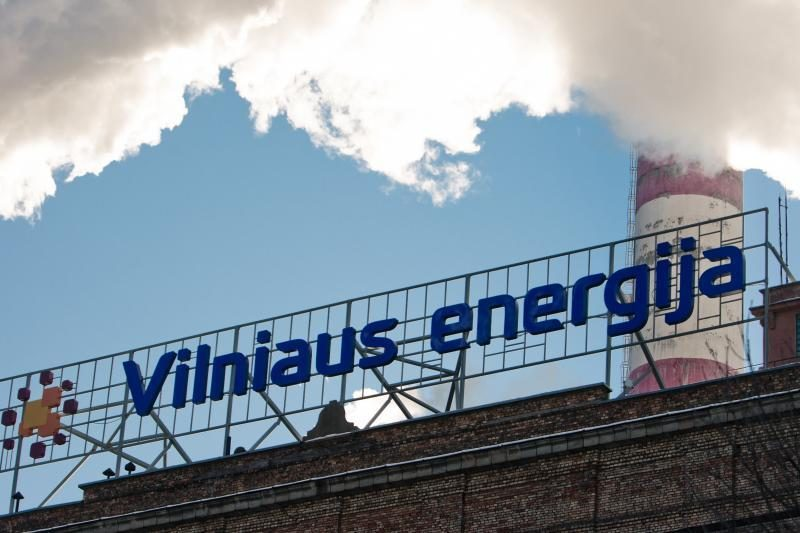 """""""Vilniaus energija"""" šilumos punktus perdavė be pažeidimų"""