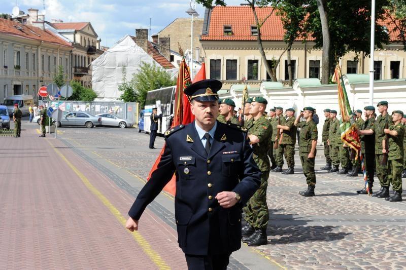 KAM generalinei inspekcijai vadovaus O.Eitminavičius