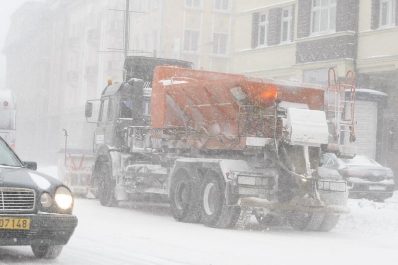 Vakarų Lietuvoje eismo sąlygas apsunkina pūga