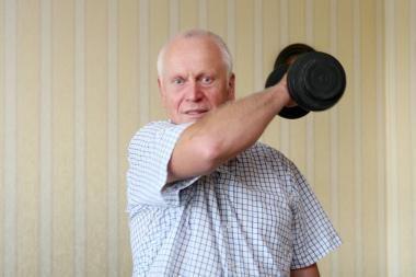 Apgauti Parkinsoną padeda patirtis