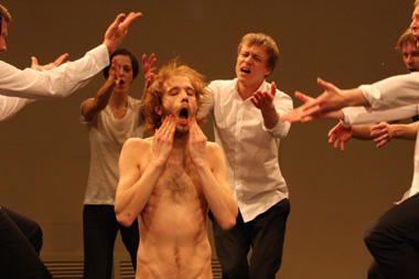 """Teatro festivalio """"Sirenos"""