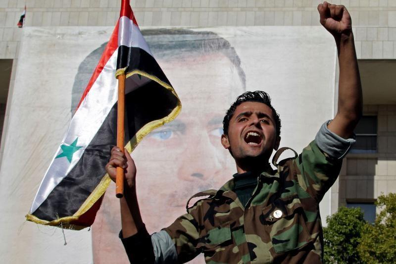 Sirijoje sulaikytas vienas ryškiausių Homse žmogaus teisių gynėjų