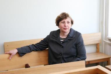 Teismas neįžvelgė Klaipėdos vicemerės kaltės
