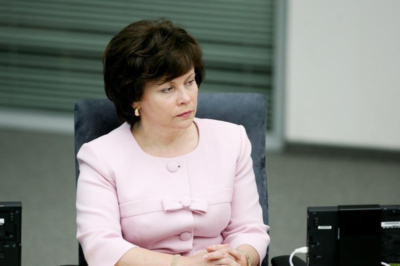 Ministrė: Rusija siekia sumažinti Baltijos šalių karinį saugumą