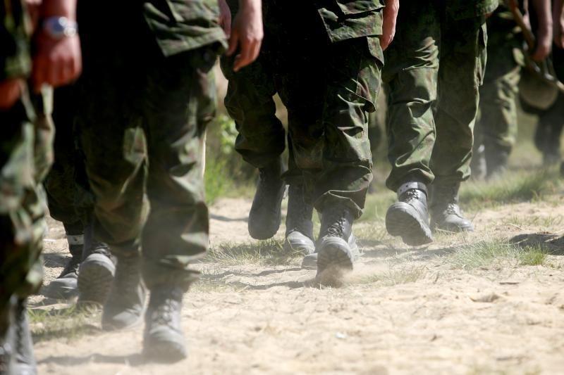 Į Lietuvą grįžo misiją Afganistane baigę kariai