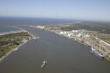 Klaipėdos uoste lankysis Europos investicijų banko atstovas