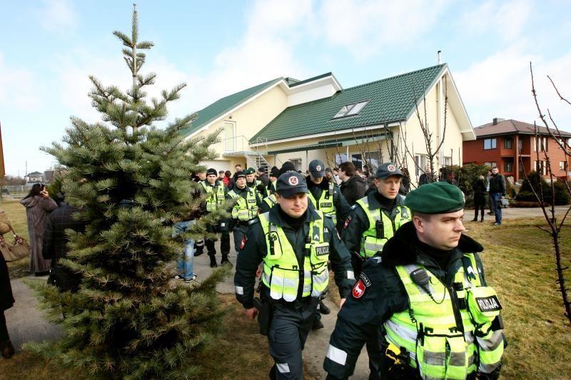 Du tyrimai dėl įvykių Garliavoje perduoti Panevėžio prokurorams