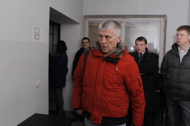 Nužudyto advokato byloje – apgauto verslininko liudijimas