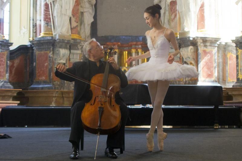 Gargžduose - unikalus šokio ir instrumentinės muzikos spektaklis