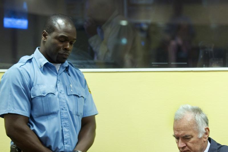 Hagoje prasidėjo Ratko Mladičiaus teismas (papildyta)