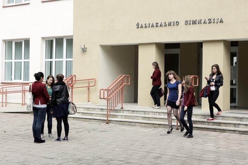 Po istorijos egzamino – skirtingos klaipėdiečių nuotaikos (foto)