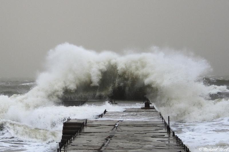 Lietuvos pajūryje – uragano Katios atgarsiai
