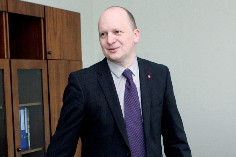 Buvęs vicemeras K.Kriščiūnas grįžta į Kauno miesto tarybą