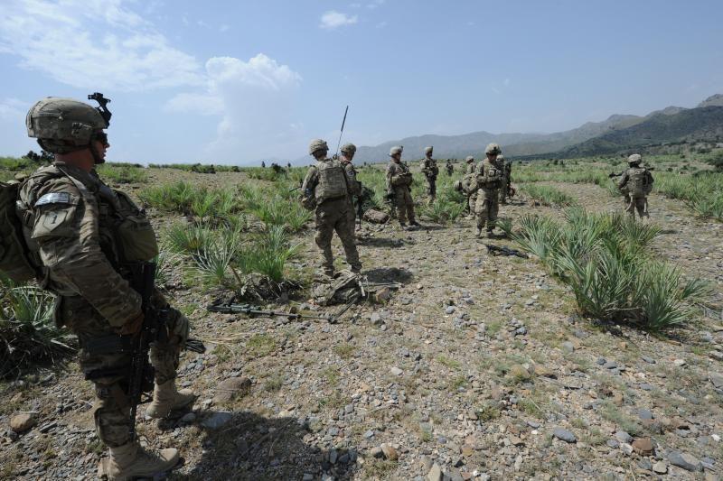 Didžioji Britanija išves iš Afganistano 500 karių