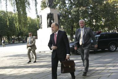 Premjeras A.Kubilius išvyksta į Suomiją