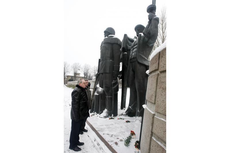 Metinės: prieš 68 metus į Klaipėdą įžengė sovietinė armija