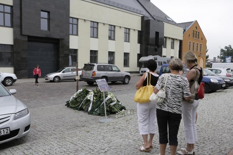 Užsieniečius uostamiestyje šokiravo neblaivaus vairuotojo kapas