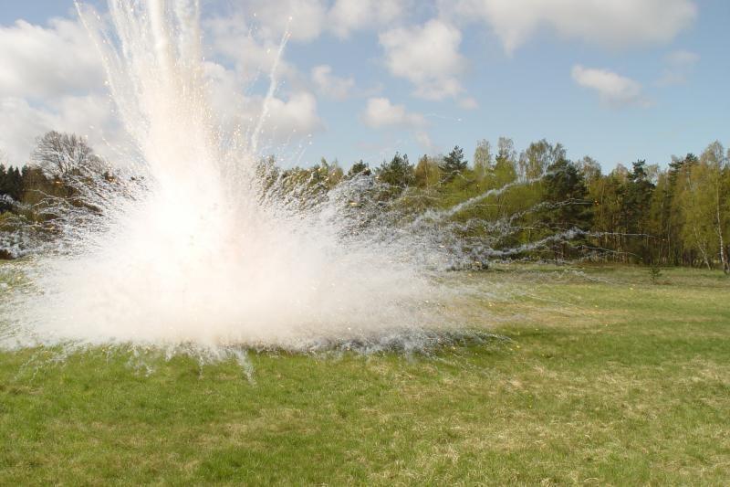 Naftininkai vykdys seisminius tyrimus panaudodami sprogmenis