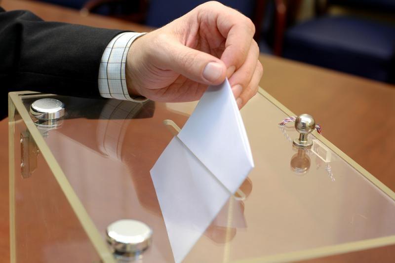 Lenkijos ambasadoje gali balsuoti apie pusę tūkstančio lenkų