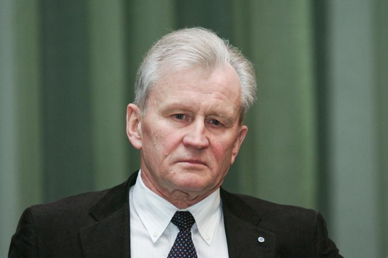 K.Glaveckas: išpildžius Seimo narių pageidavimus, bankrutuotume