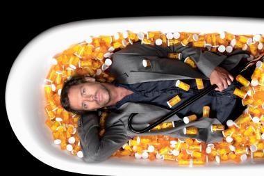 """""""Daktaras Hausas"""" su naujomis serijomis grįžta į TV3"""