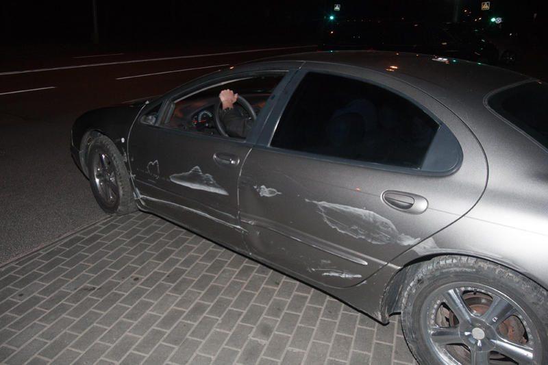 Automobilio statymo naktį atbulai ypatumai