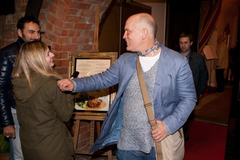 Johnas Malkovichius: lietuviai aktoriai yra labai disciplinuoti